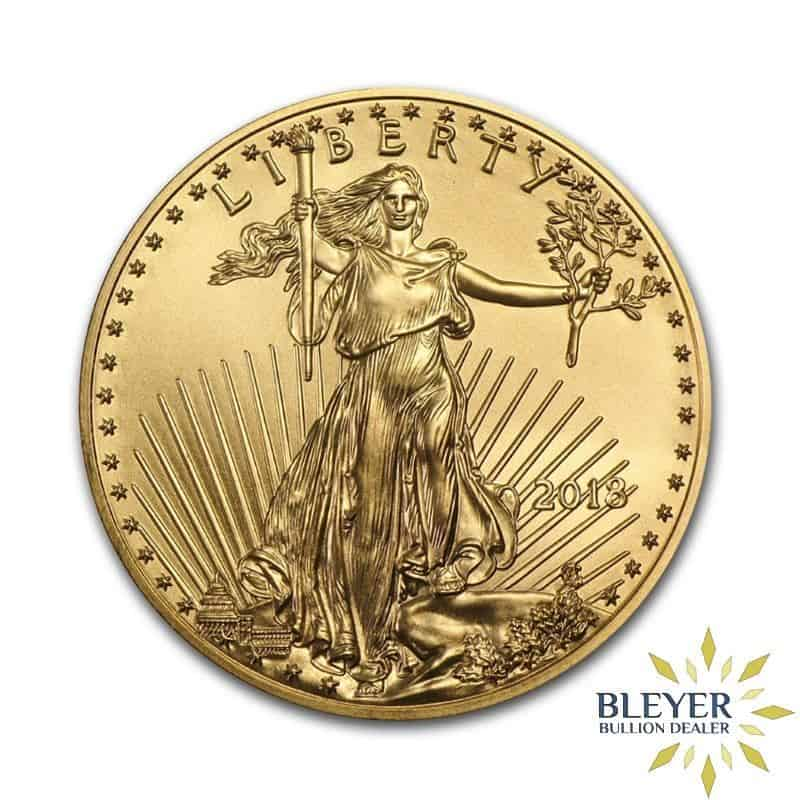 1oz Gold American Eagle Coin (Mixed Years)
