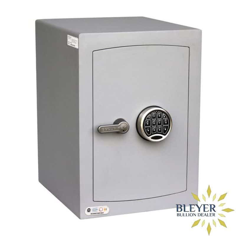 Mini Vault S2 Silver 2 Electronic Locking Safe