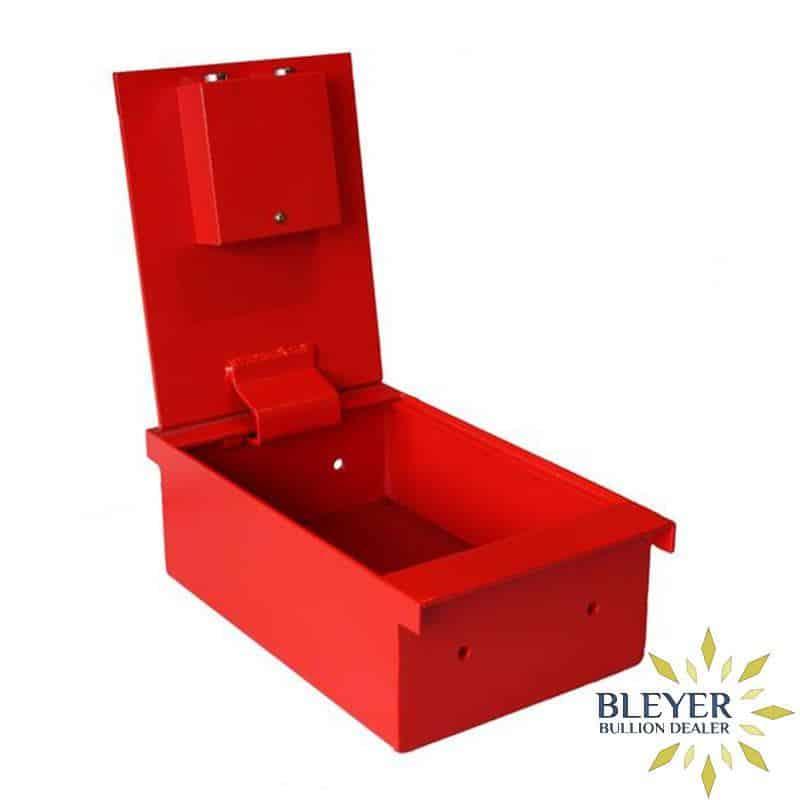 Strongbox Extra DIY Underfloor Safe - Euro Cylinder Lock