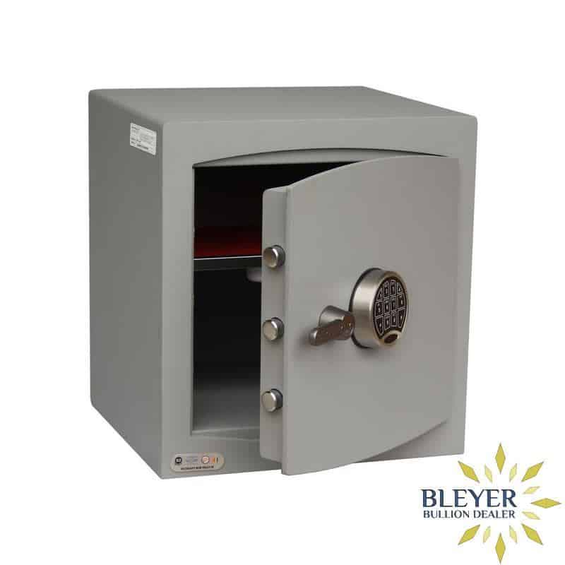 Mini Vault S2 Gold FR 3 Electronic Fireproof Safe