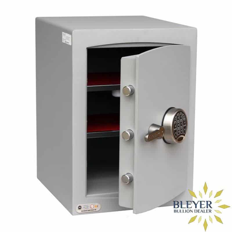 Mini Vault S2 Gold FR 2 Electronic Fireproof Safe