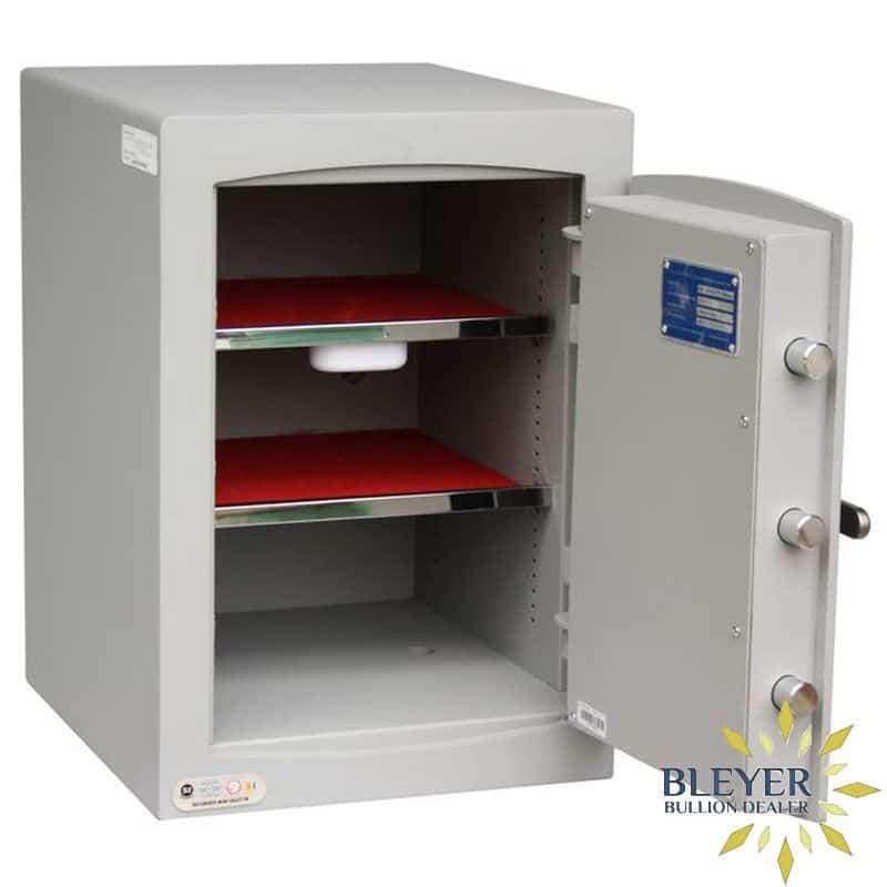 Mini Vault S2 Gold FR 2 Electronic Fireproof Safe