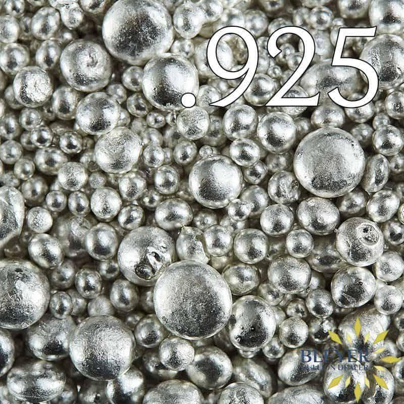 1kg 925.0 Sterling Silver Casting Grain