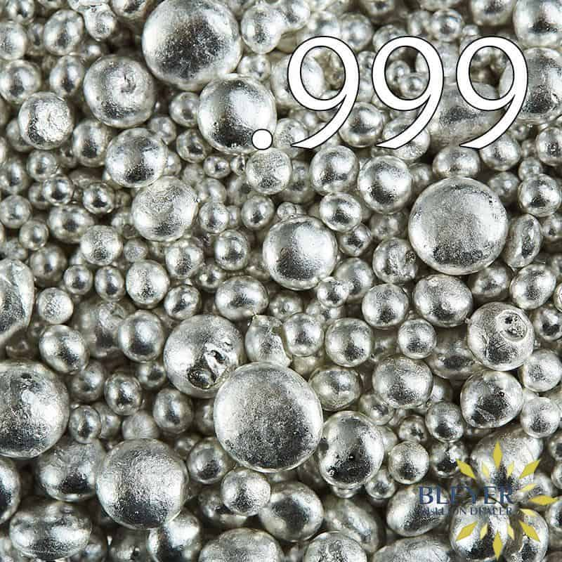 1kg 999.0 Silver Casting Grain