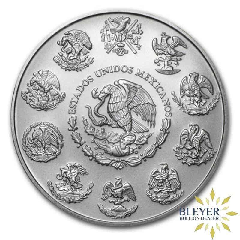 Pre-order 1oz Silver Mexico Libertad Coin, 2020