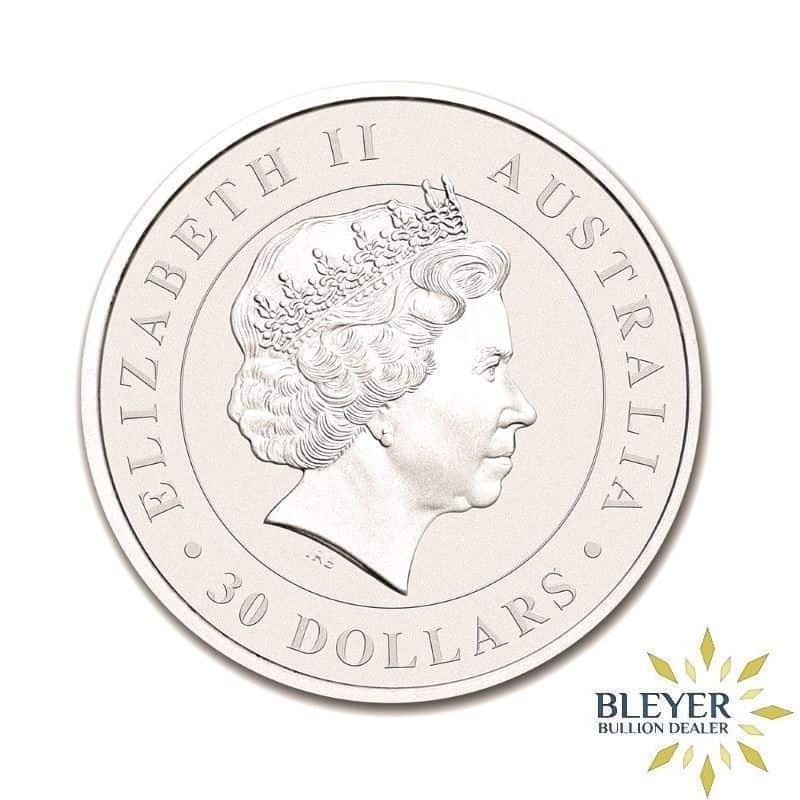 1kg Silver Australian Koala Coin, 2020