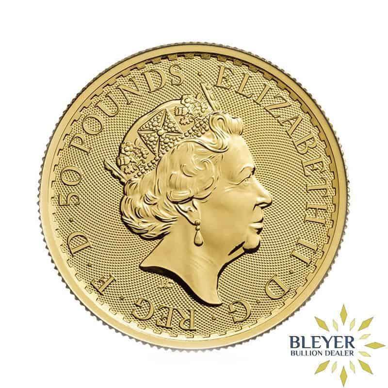 1/4oz Gold UK Britannia Coin, 2020