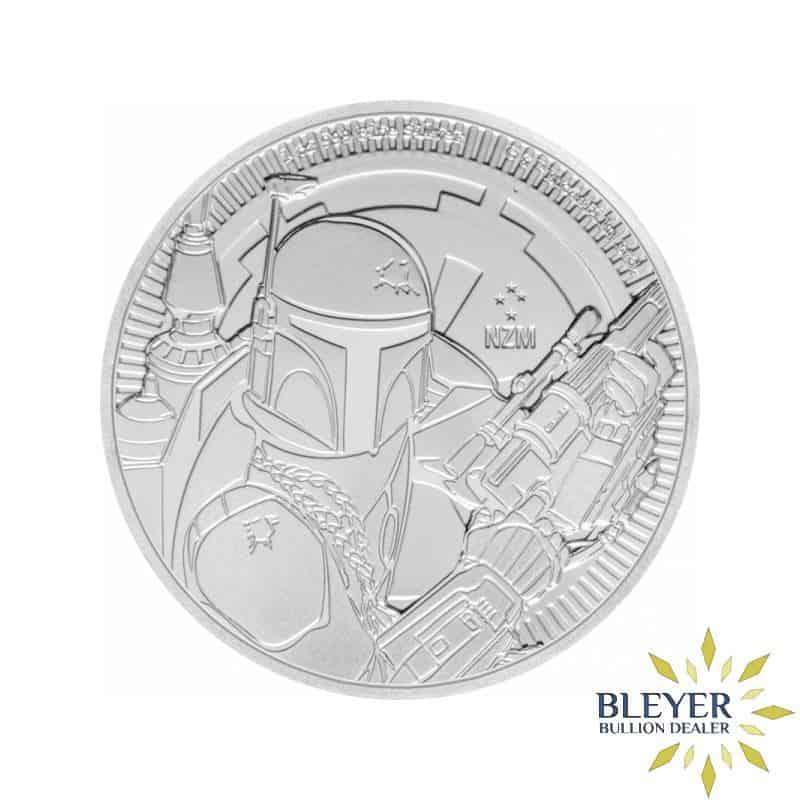 1oz Silver NIUE Boba Fett Coin, 2020