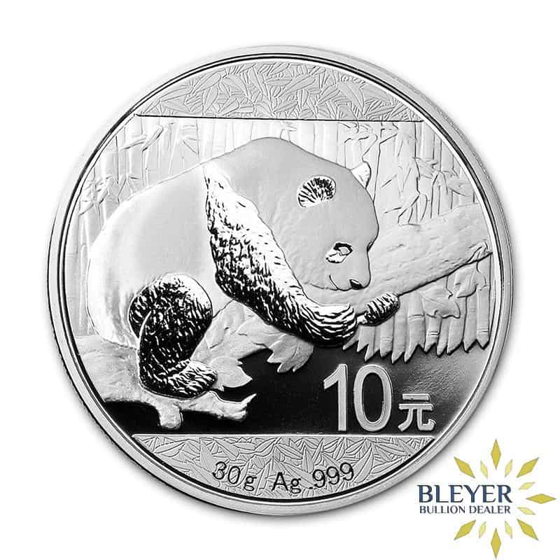30g Silver Chinese Panda Coin, 2016