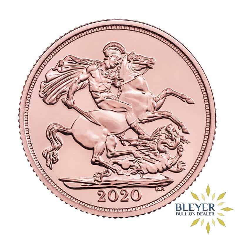 UK Gold Sovereign, 2020