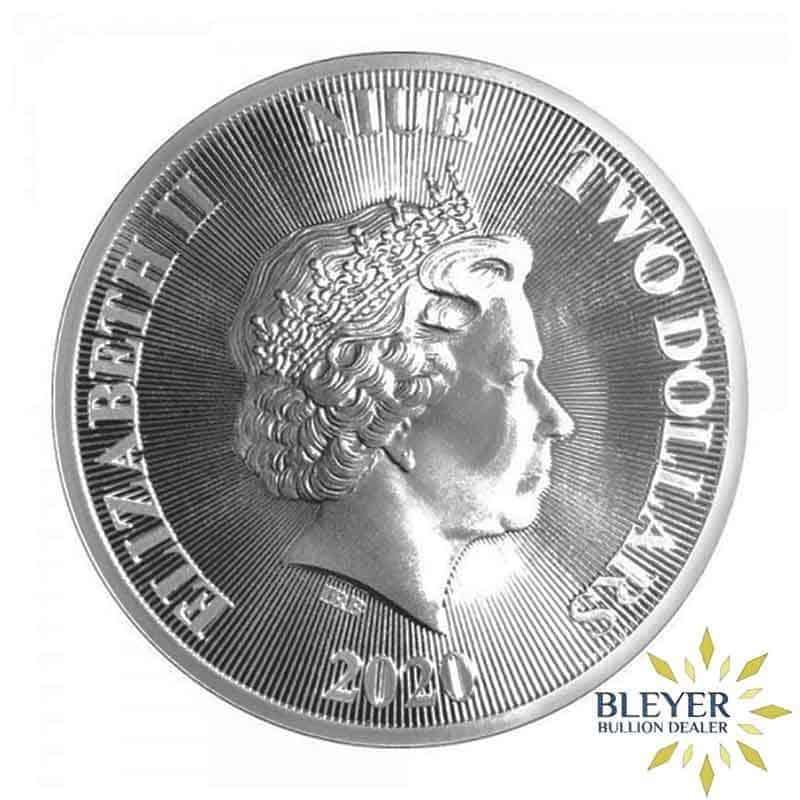 1oz Silver Niue Tree Of Life Coin, 2020
