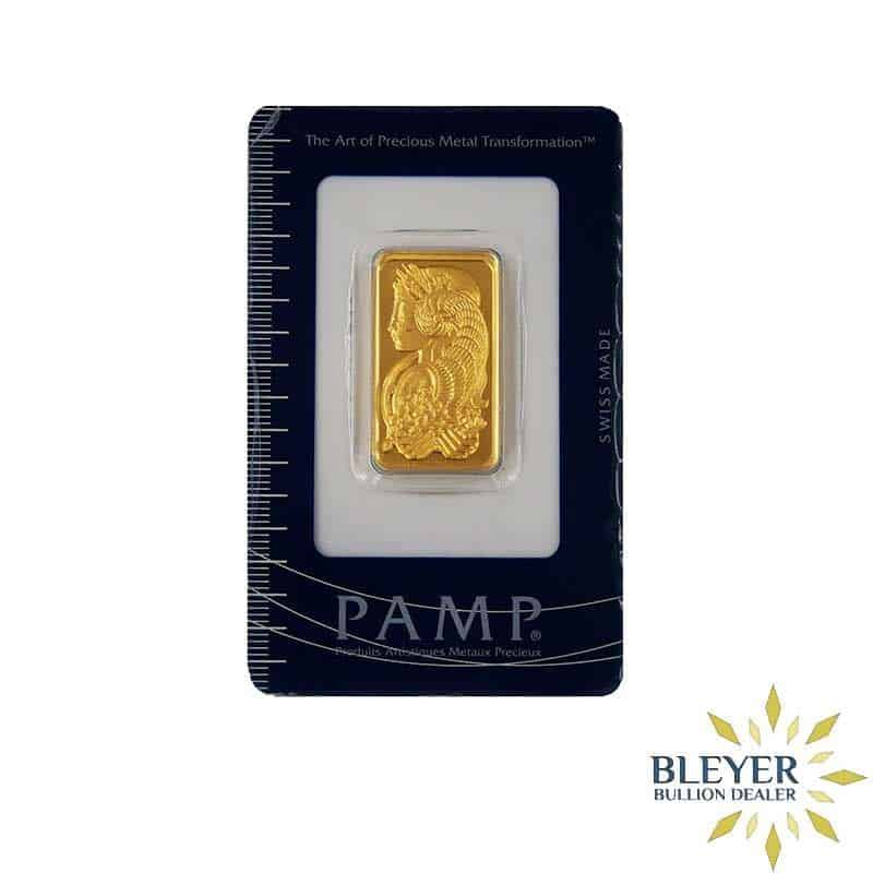 20g Pamp Minted Gold Bar