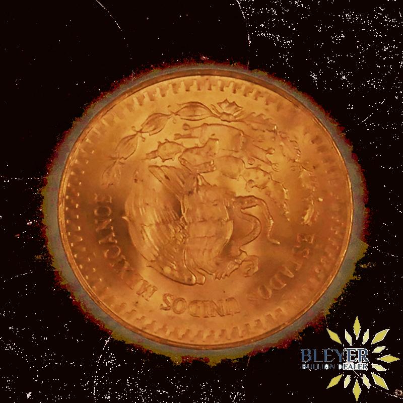 1/2oz Gold Mexico Libertad Coin, 1981