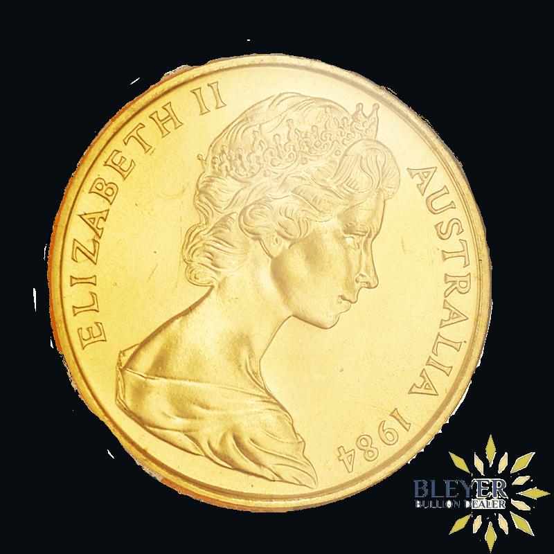 Australian 10g $200 Gold Koala, 1984