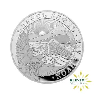 Bleyers Coin 1oz Silver Armenian Noahs Ark Coin 2021 1