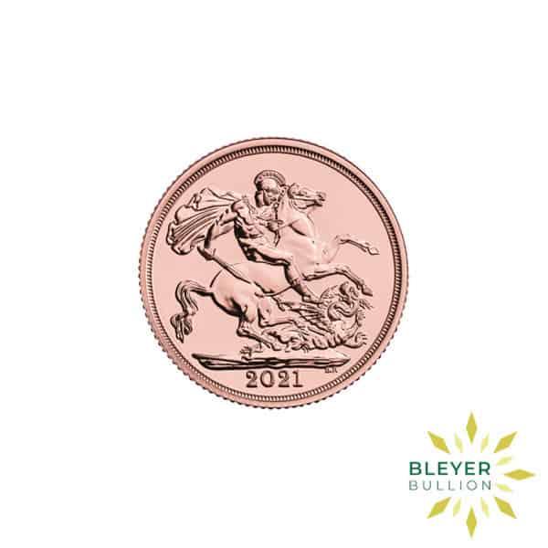 Bleyers Coin Cutouts Gold Sovereign