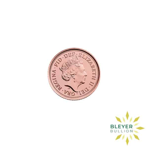 Bleyers Coin 1.2 Sovereign BACK 1