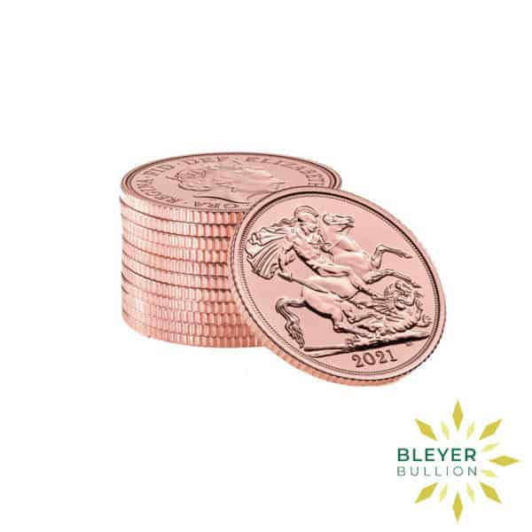 Bleyers Coin 1.2 Sovereign STACK