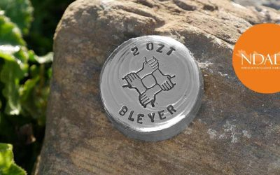 Handpoured Silver Unity Rounds – NDADA Charity Update