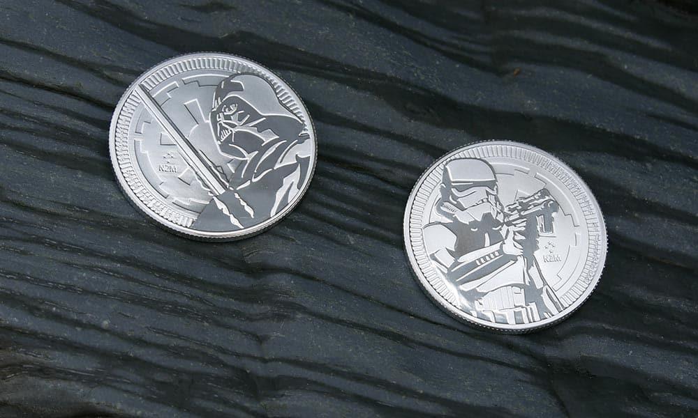 Margin Scheme Silver Coins