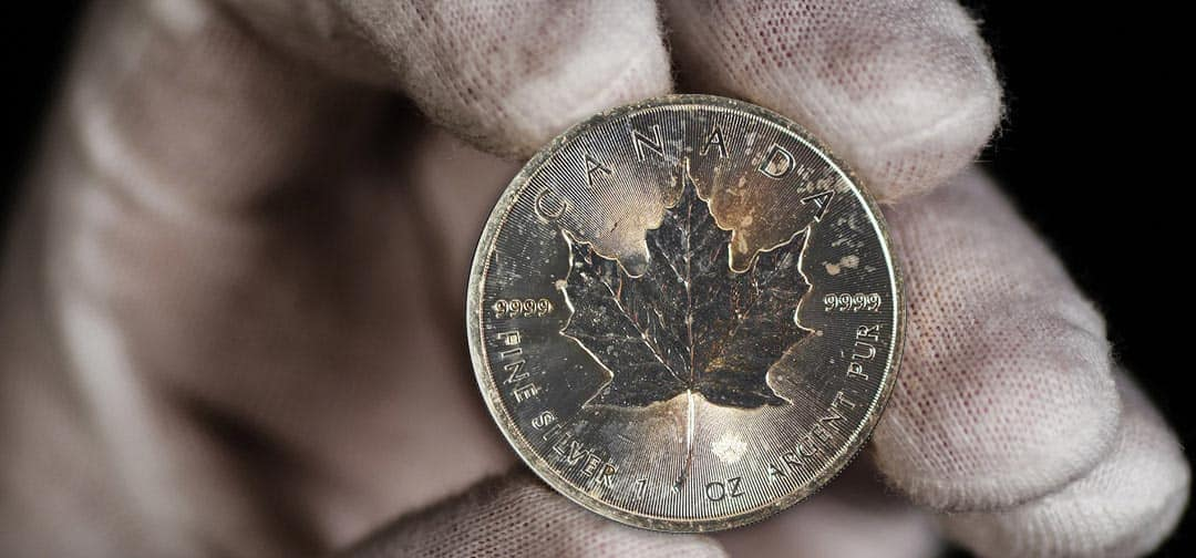 What Are Milk Spots And Why Are They On My Coins?